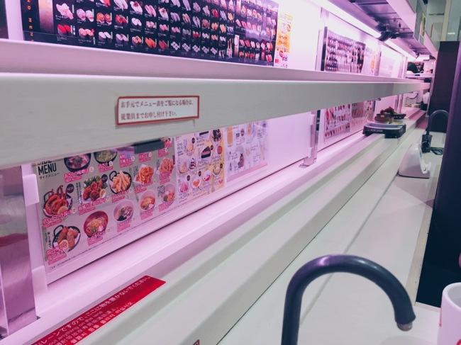 Genki Sushi - Conveyor Belt Sushi - helloteri