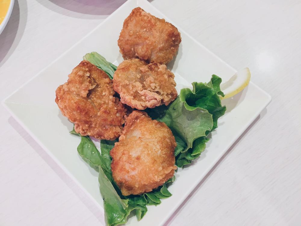 Genki Sushi - Chicken Karaage - helloteri