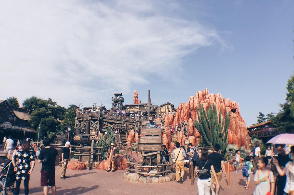 Japan, Tokyo Disneyland - Adventureland - helloteri