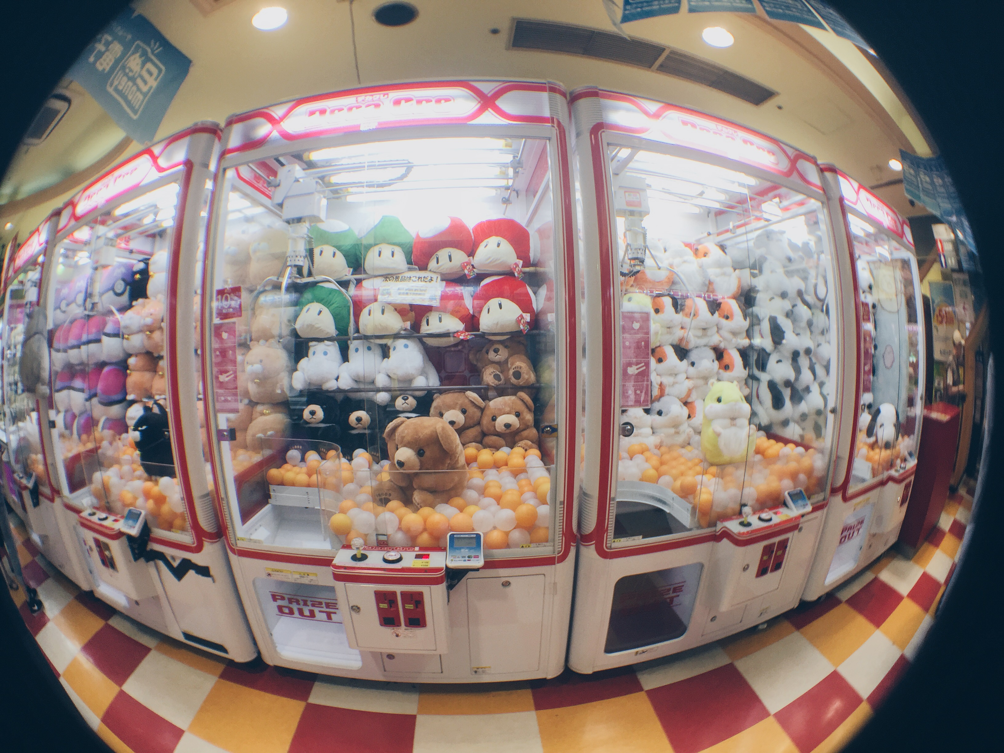 Tokyo and Osaka, Japan - All you need to know about Japanese Claw Machines - Tips and Tricks - helloteri