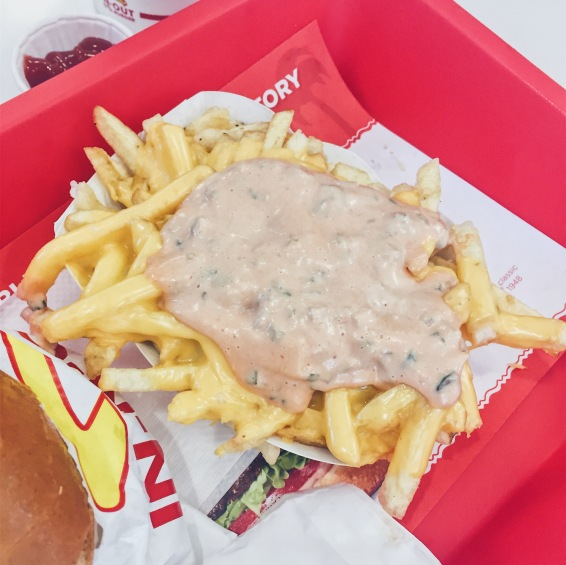 Los Angeles, USA - In N Out - Animal Style Fries - helloteri